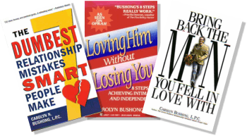 Carolyn Bushong's Relationship Books