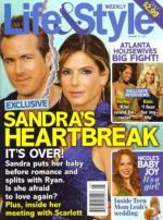 Life & Style - January 3, 2011 - Sandra & Ryan: Over Already